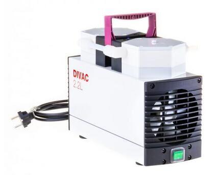莱宝LEYBOLD膜片真空泵DIVAC 2.2 L