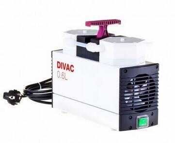 莱宝LEYBOLD膜片真空泵DIVAC 0.6 L