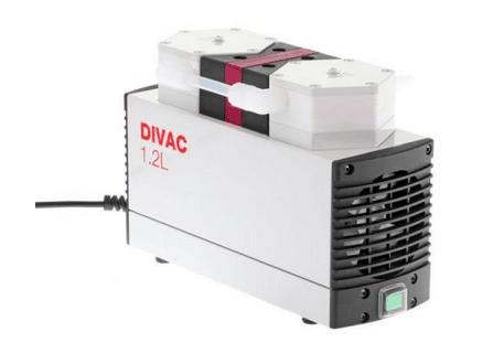 德国莱宝LEYBOLD膜片真空泵DIVAC 1.2 L