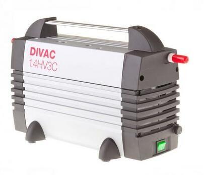 德国莱宝LEYBOLD三级膜片真空泵DIVAC 1.4 HV3C