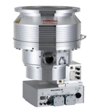 德国莱宝集成磁悬浮分子泵TURBOVAC MAG W 1600 iP