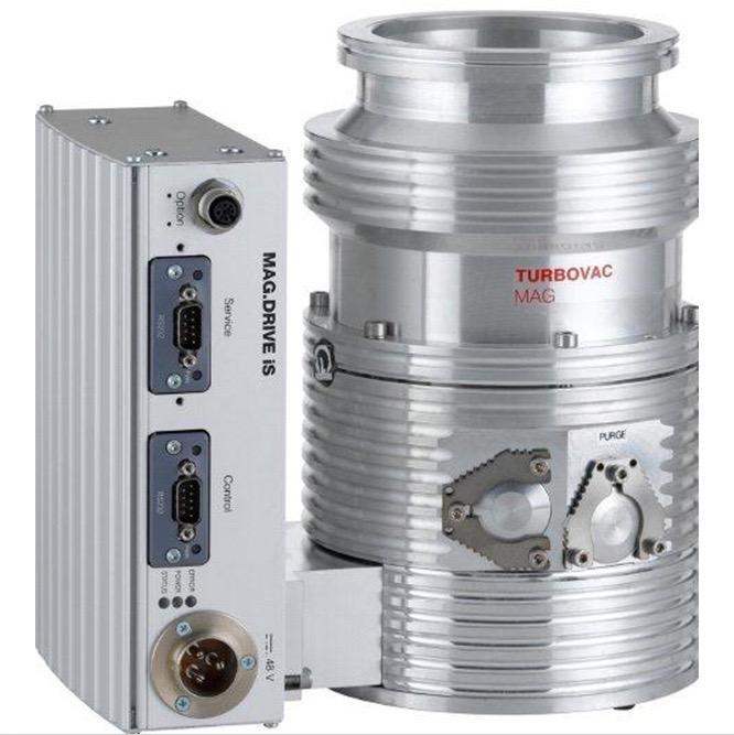 德国莱宝LEYBOLD TURBOVAC MAGiNTEGRA系列 集成磁悬浮分子泵W600IP