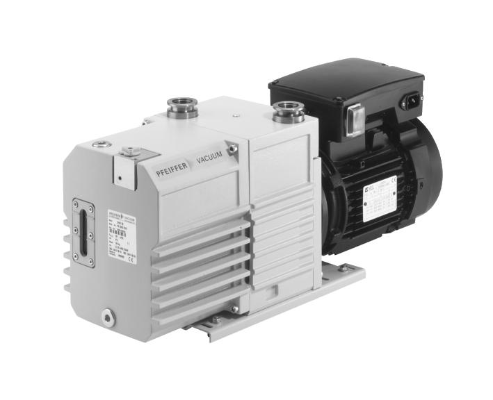 德国普发pfeiffer磁耦合双级直联旋片真空泵Duo 20 M