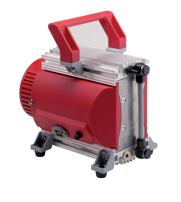 德国普发pfeiffer vacuum隔膜真空泵MVP 030-3 DC,隔膜泵