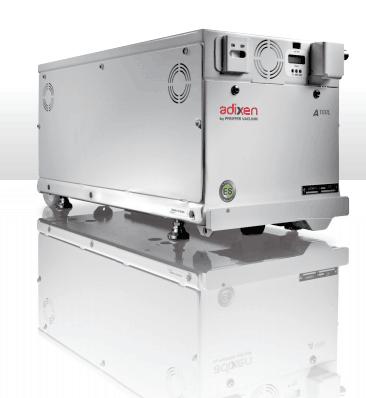 德国普发pfeiffer vacuum多级罗茨真空泵A 100 L 标准版本