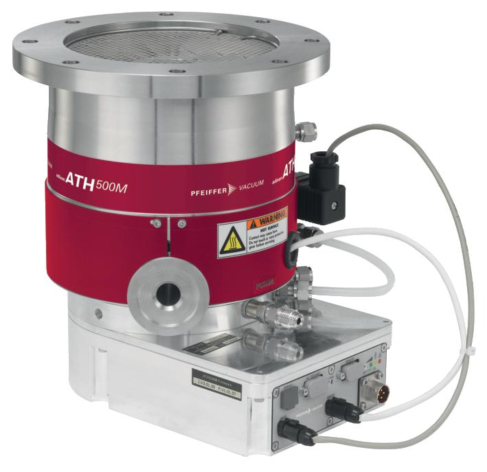 德国普发真空pfeiffer vacuum磁悬浮分子泵ATH 500 M