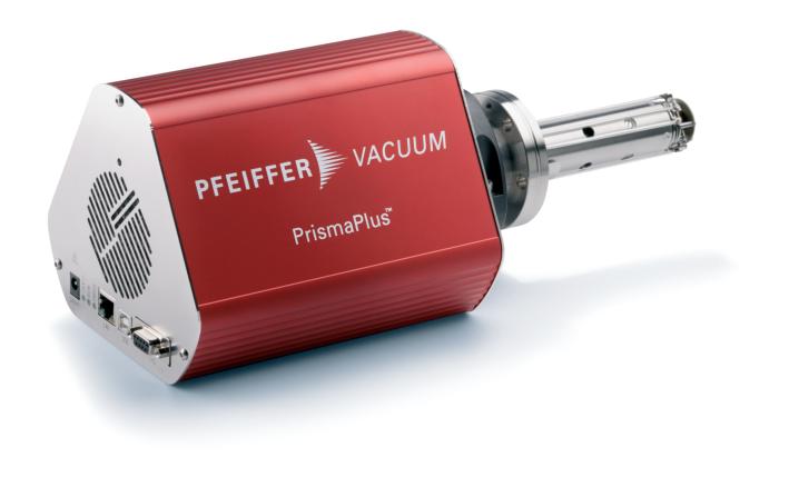 德国普发真空pfeiffer vacuum高真空残余气体分析仪QMG 220 F1,PrismaPlus™