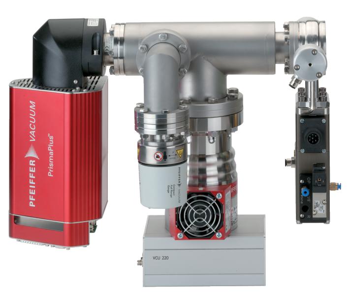 德国普发真空pfeiffer vacuum残余气体分析仪HPA 220, 1-200 amu