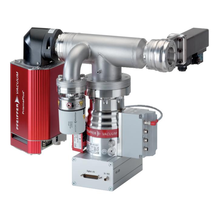 德国普发真空pfeiffer vacuum 镀膜工艺监测器SPM 220