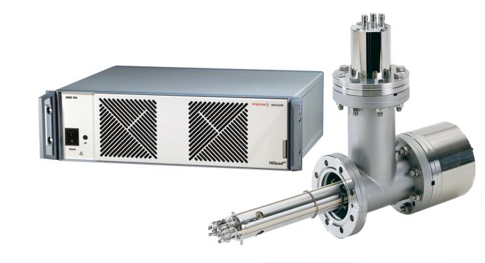 德国普发真空pfeiffer vacuum气体质谱仪HiQuad™,QMG 700