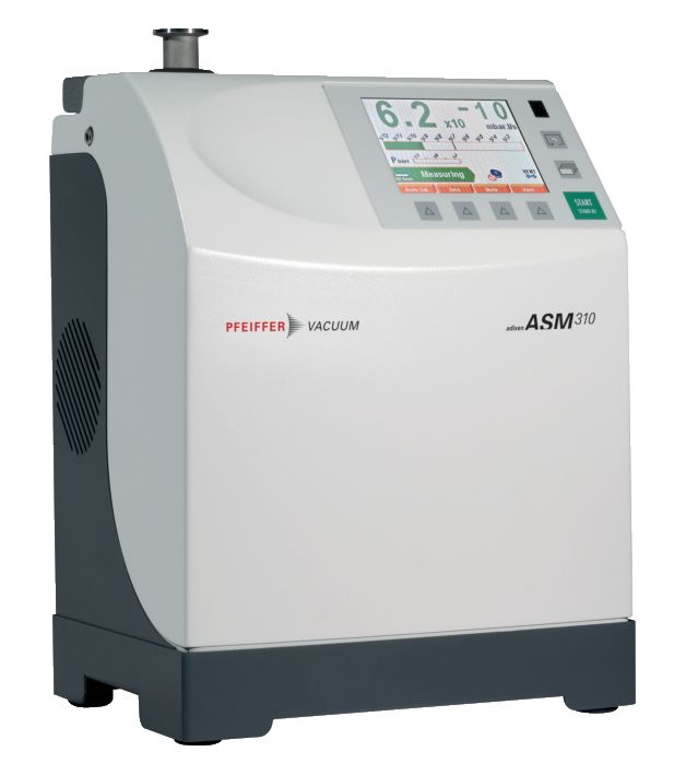 德国普发真空pfeiffer vacuum ASM 310 检漏仪