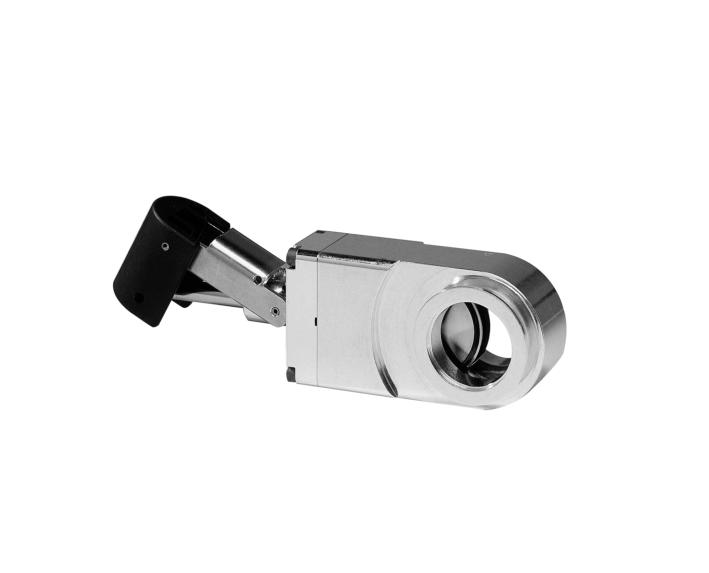德国普发真空pfeiffer vacuum SVV 016 HA,HV 闸阀,手动