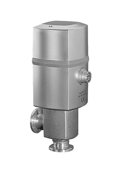 德国普发pfeiffer 气体调节阀 EVR 116,机动化,DN 16 ISO-KF