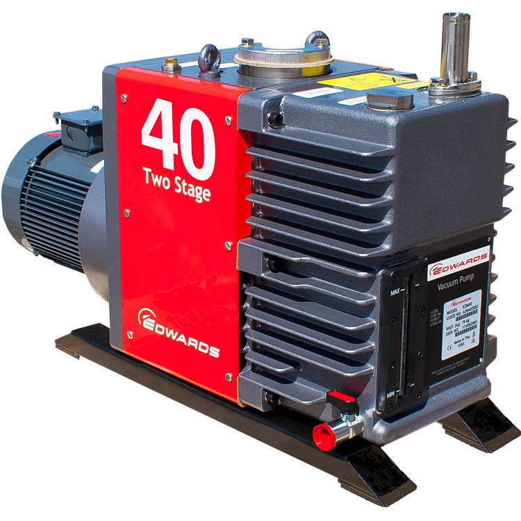 英国爱德华edwards双级油封选片泵E2M40 与 E2M80