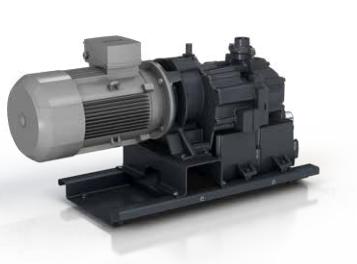爱德华EDWARDS EDC系列爪式真空泵
