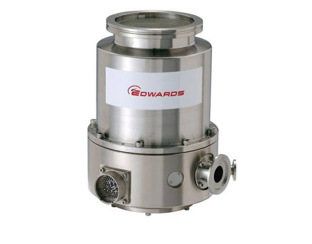 爱德华edwards涡轮分子泵STPA1603C ISO200F 进气口