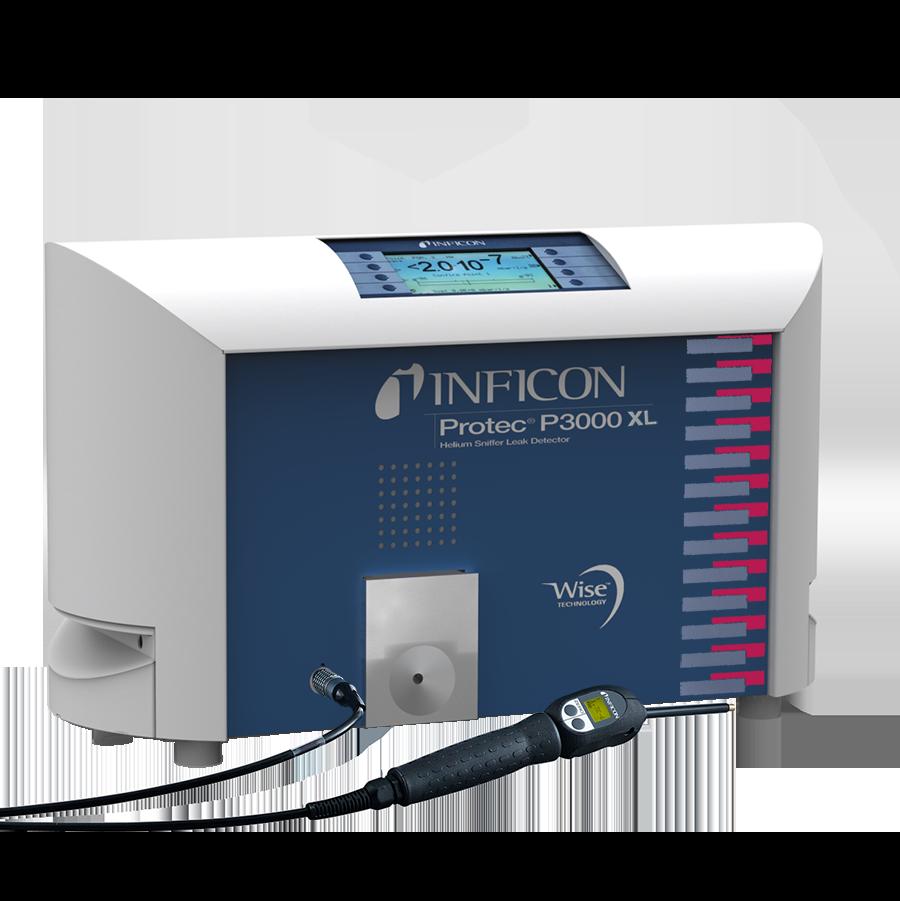 英福康inficon Protec P3000(XL) 氦气检漏仪