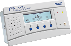 Sensistor ISH2000 HySpeed 氢气检漏仪