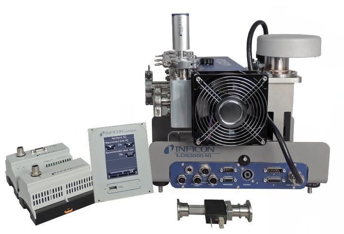 Accumulation Leak Detector LDS3000 AQ