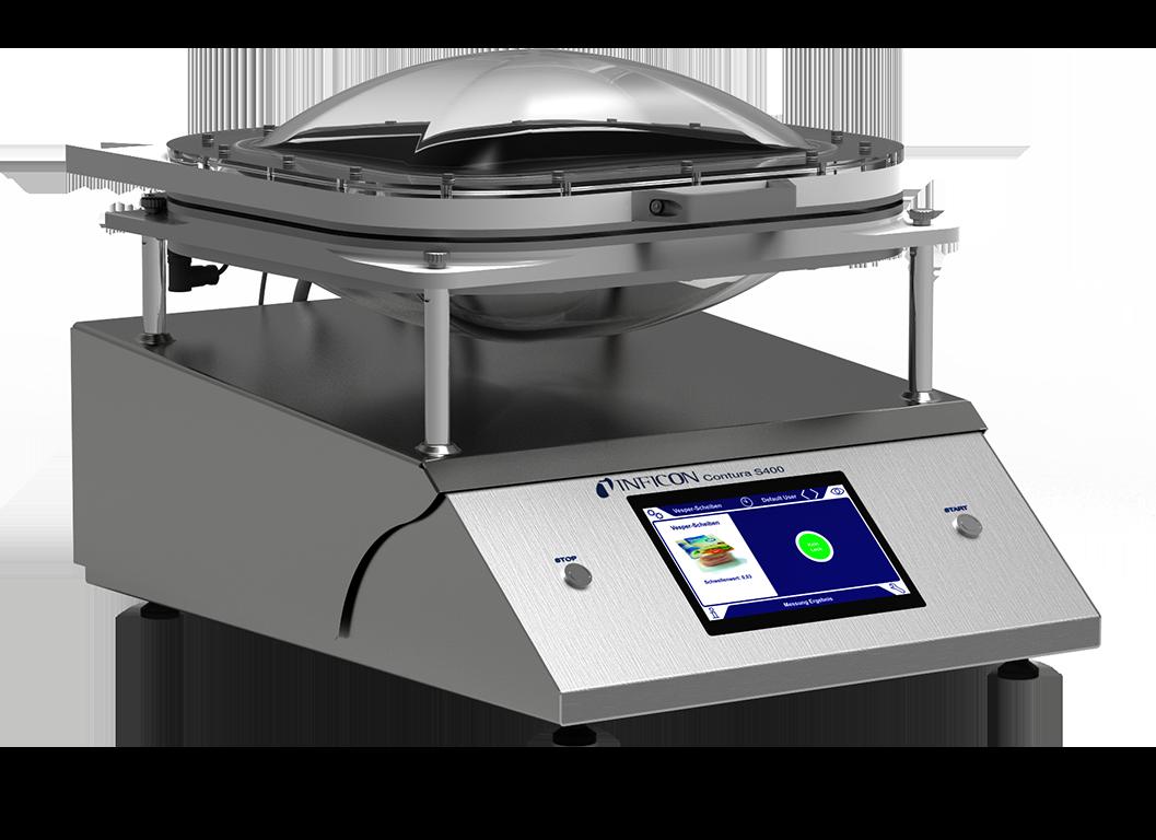 Contura® S400 Leak Detector for Packaging