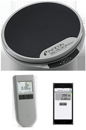 Wey-TEK HD Wireless™ 冷媒充注秤
