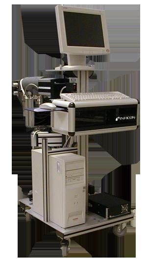 用于 Transpector CPM(紧凑型过程监控器)的手推车