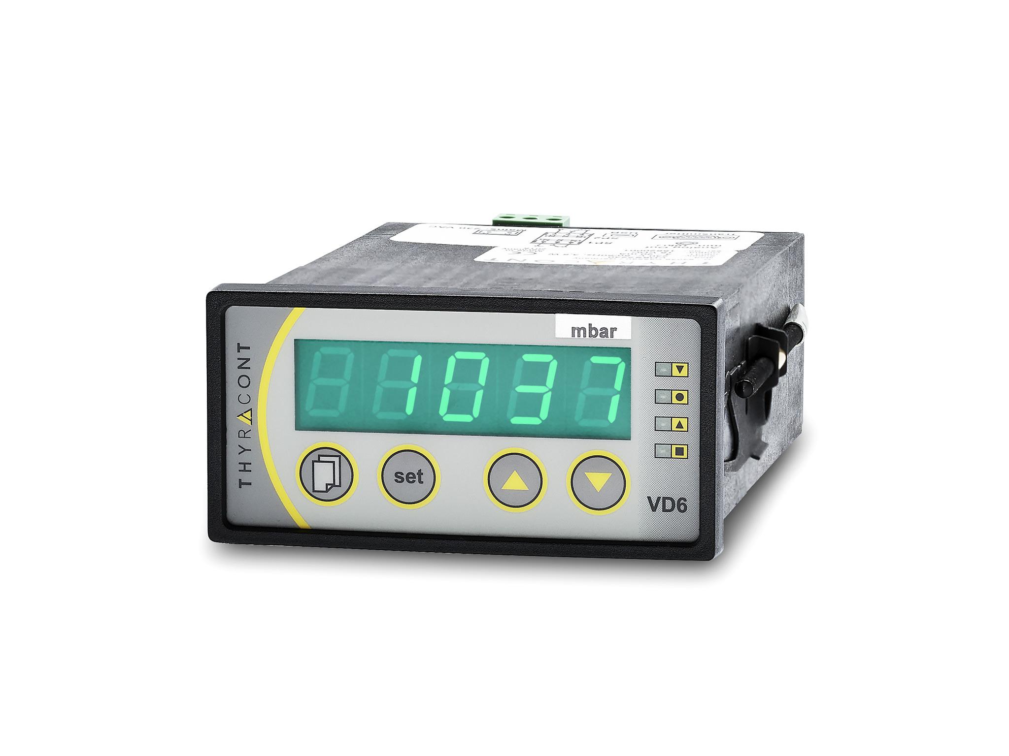 图拉特真空计VD6S2115 Vacuum Display and Control Unit ● 115 VAC
