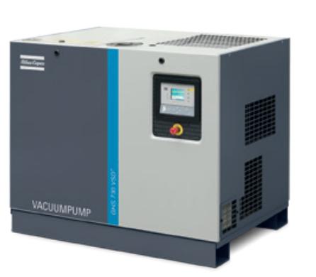 采用 VSD 技术的油润滑螺杆泵