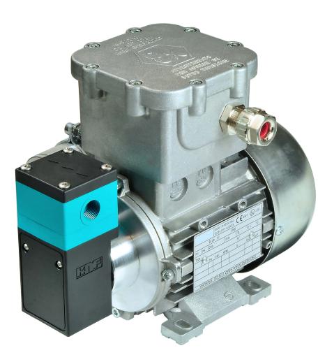 德国凯恩孚KNF隔膜液泵NF 1.100 EX