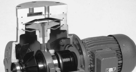 德国凯恩孚KNF双隔膜泵N 186.1.2 _ _ .12E