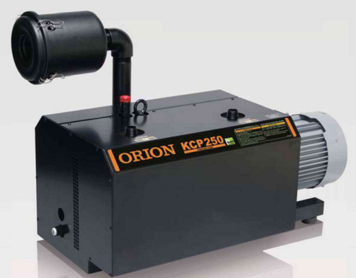 好利旺KCP系列无油爪式真空泵