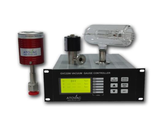 GVC2200 Vacuum Gauge Controller