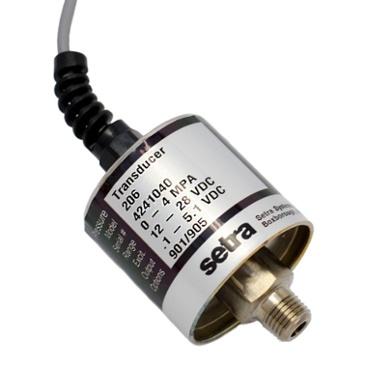 Model 206   Industrial Pressure Sensor