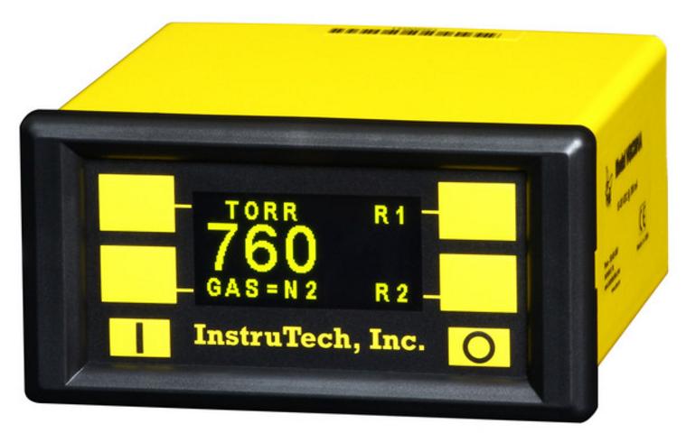 VGC301 Single Channel Convection Gauge Controller