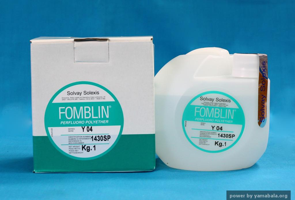 Fomblin® Y系列OilY04、Y06、Y25、Y45、YR、YPL1500、YR1800