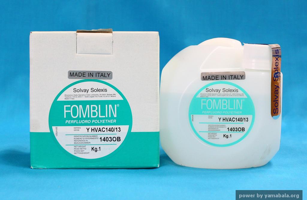 Fomblin® Y系列HVAC Oil18/8、25/9、40/11、140/13