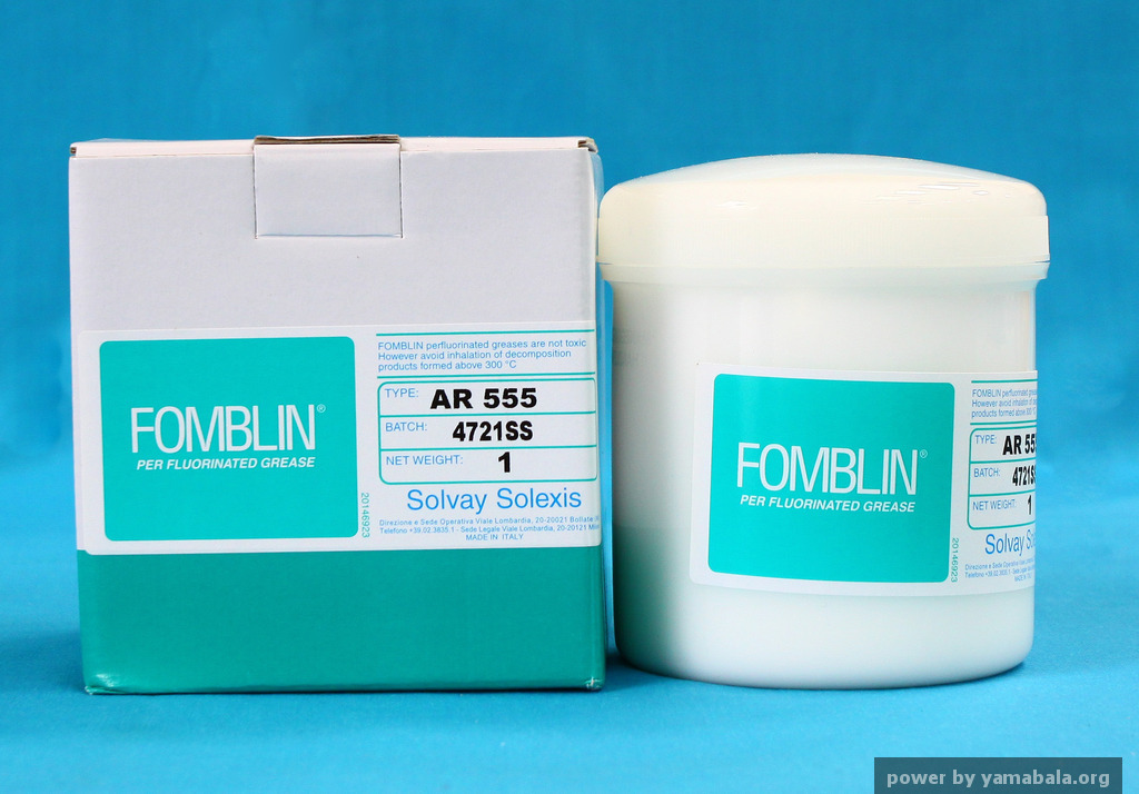 Fomblin® W系列GreaseCR862、CR2610