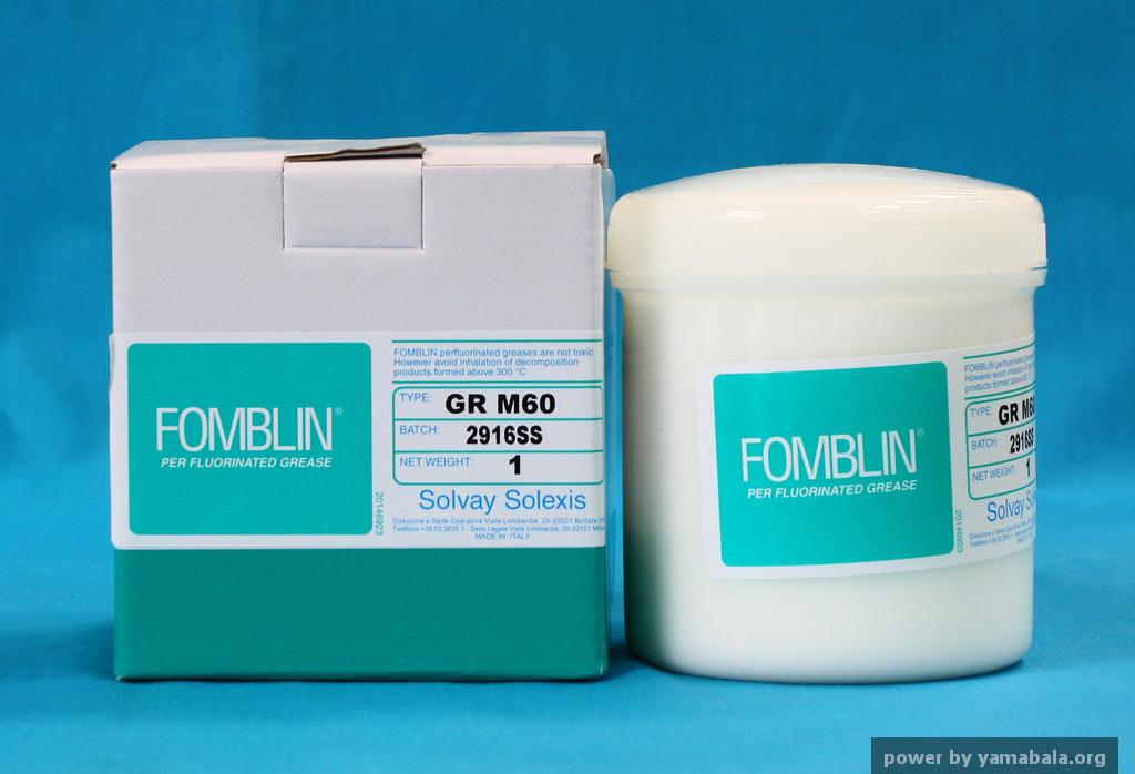 Fomblin® M 系列GreaseGRM07、GRM30、GRM60