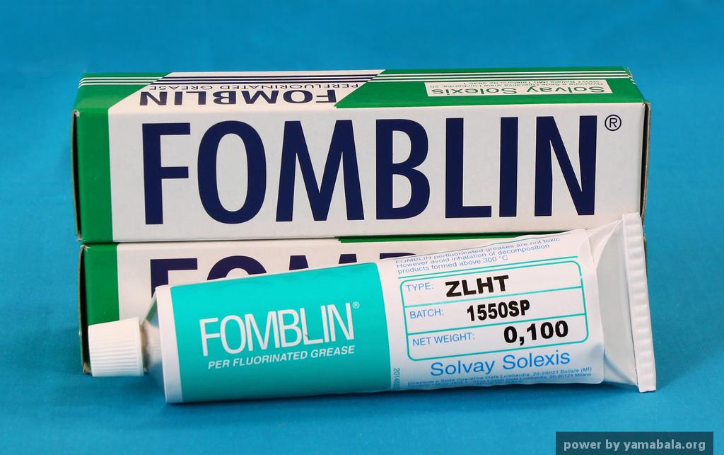 Fomblin® Z系列OilFomblin® Z系列Oil