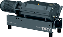德国普发pferffer vacuum 螺杆真空泵Hepta 400 P