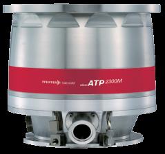 德国普发真空pfeiffer vacuumATP 2300 M磁悬浮涡轮分子泵