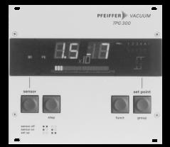 德国普发真空pfeiffer vacuum真空计控制器TPG 300 控制器