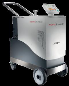 德国普发真空pfeiffer vacuum移动型检漏仪ASM380