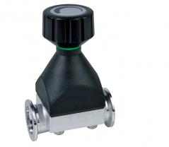 德国普发真空pfeiffer vacuum隔膜阀,手动,DN 16 ISO-KF