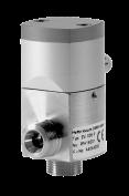 德国普发真空pfeiffer vacuum EVI 005 P,小型角阀,气动式,无 PI