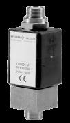 德国普发真空pfeiffer vacuum DVI 005 M,小型直通阀,电磁驱动,无 PI,常闭