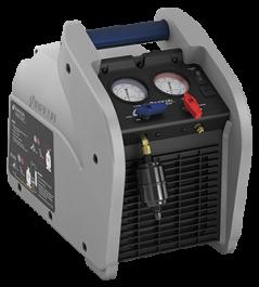 Vortex® Dual 冷媒回收机