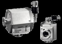 涡旋干泵真空泵隔离阀 (VPI)