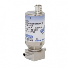 Model 224 | Ultra High Purity Flow Through Pressure Sensor