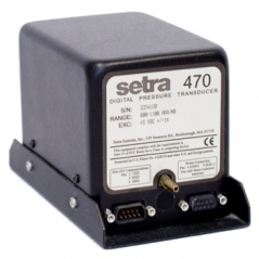 Model 470 | Digital Pressure Transducer